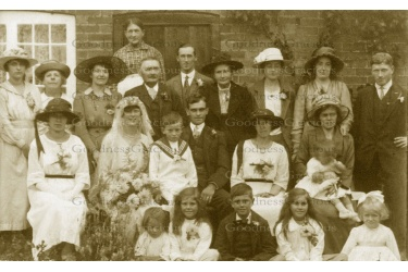 BET 356 Geo.Hardings wedding 1921