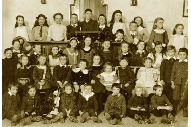 BET 567 Gadbrook chapel Sunday school 1913 1