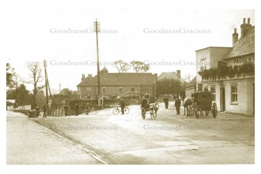 MERS 30 School Hill from High Street 1918